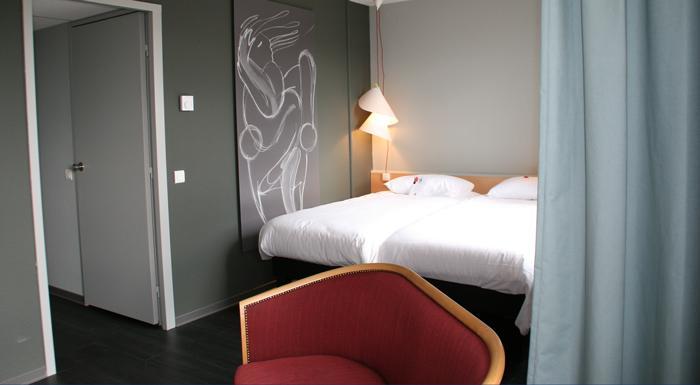 Hotel Ibis Chambre Standard Thermes De Vichy