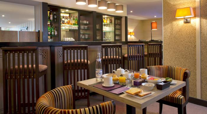 Bar hotel mercure vichy thermalia